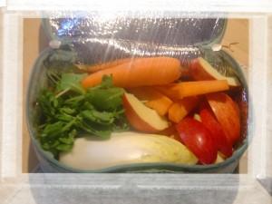 coeur d'artichien legumes