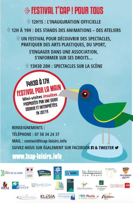coeur d'artichien festival tcap 2016 programme