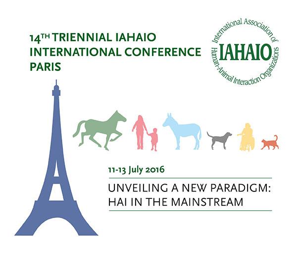 IHAIO Paris mediation animale