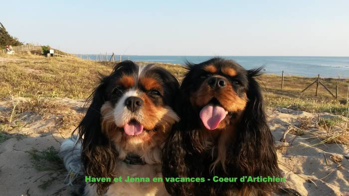 vacances_Haven et Jenna