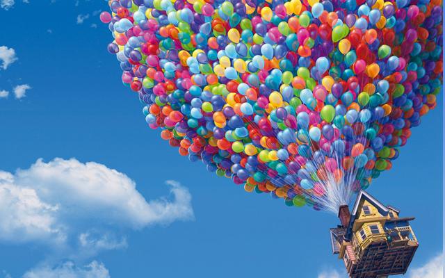 Source : Pixar - film Là Haut !